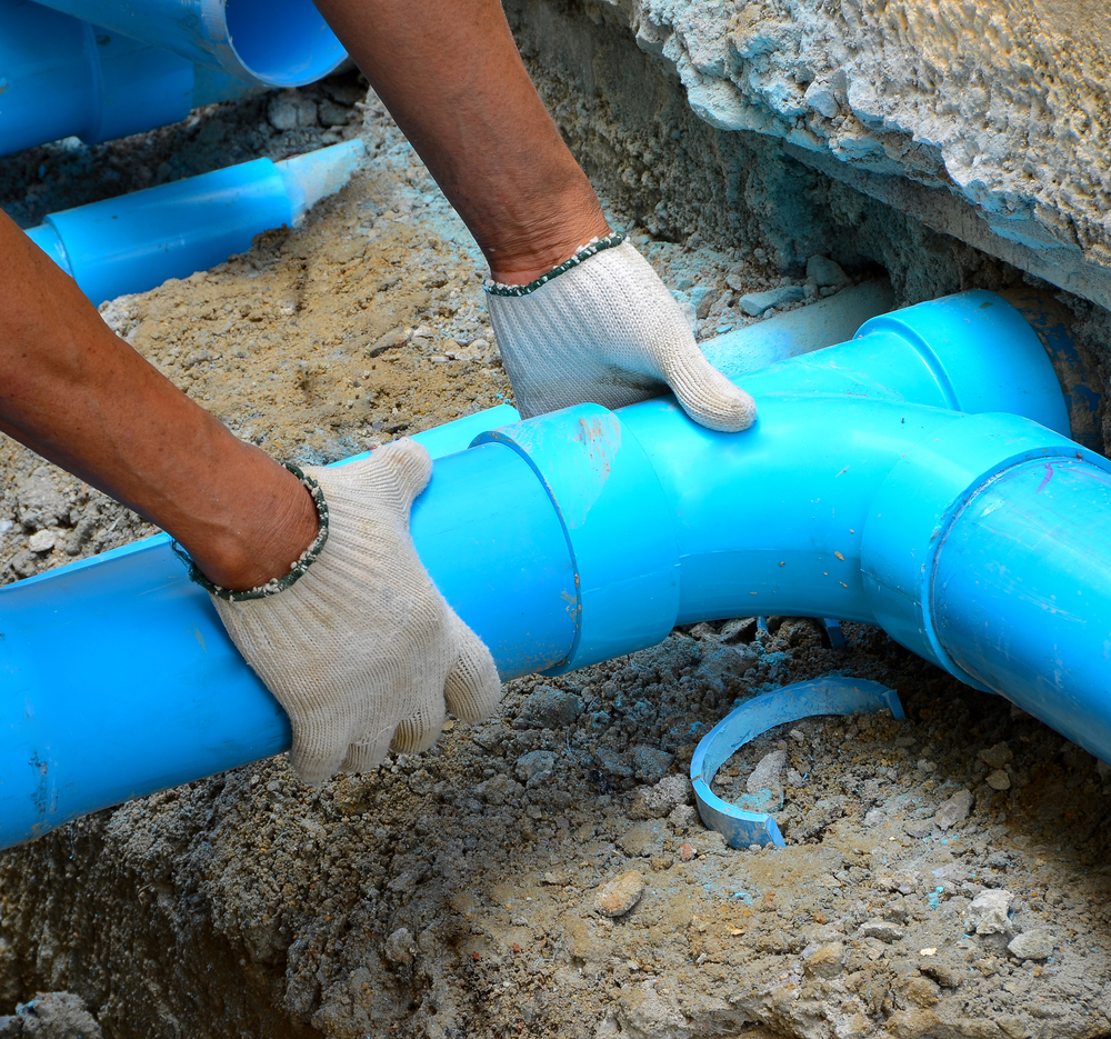 Leave Your Sewer Line Installation Or Repair Service In Edmonds To Us!