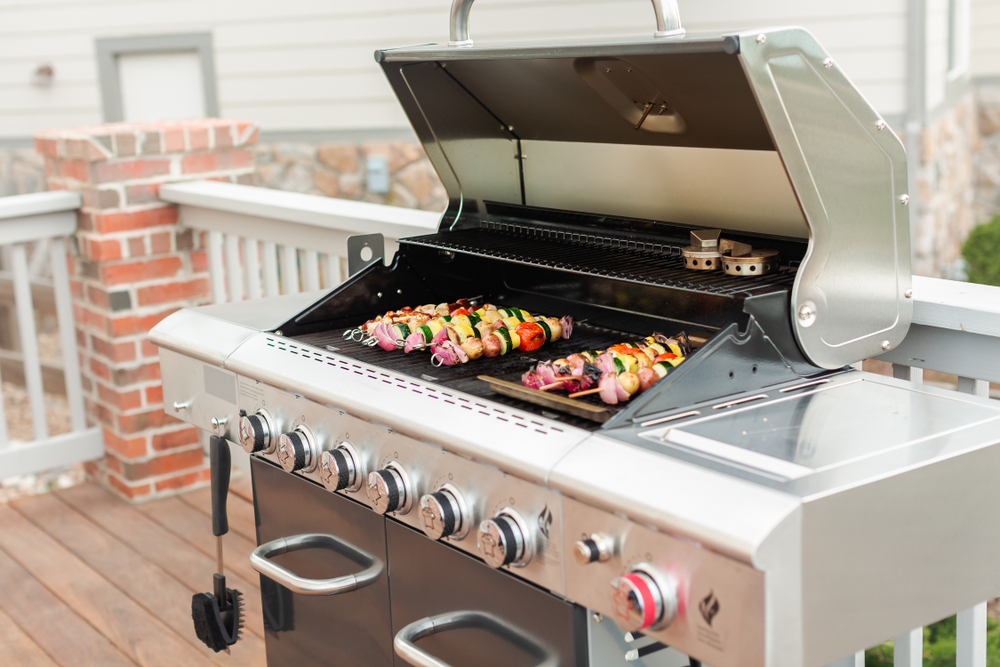 BBQ Year-Round In Brier With Gas Line Installation Directly To Your Grill