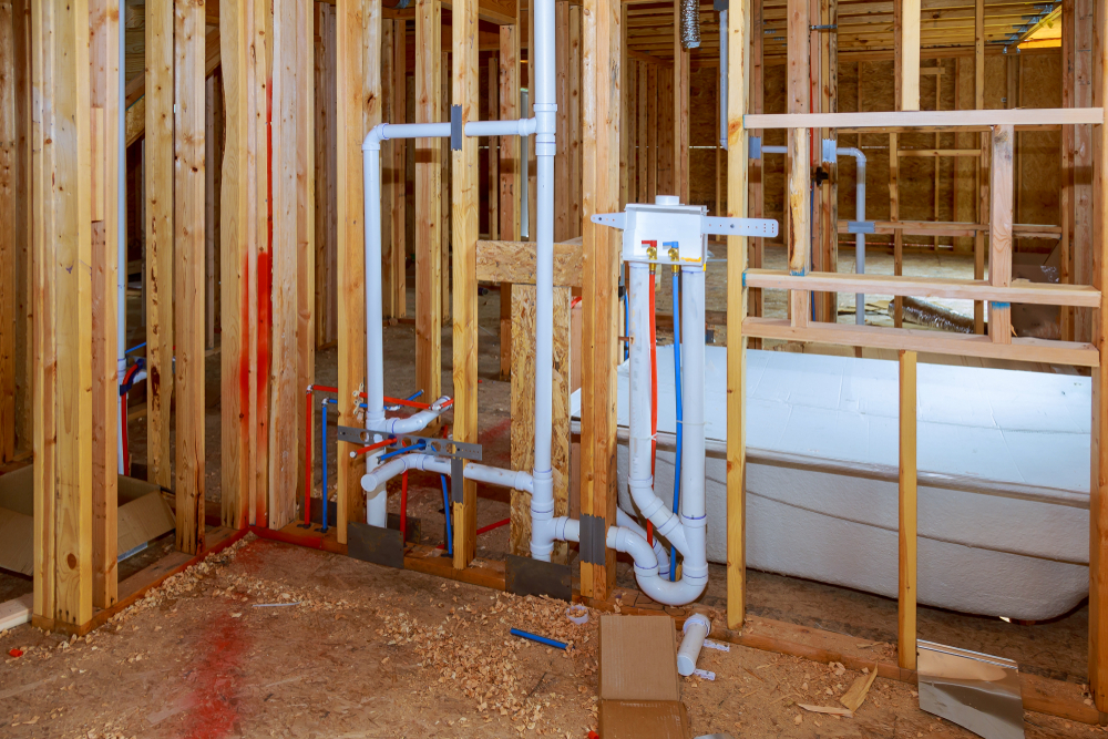 What to Consider with New Construction Plumbing In Woodinville